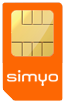 simyo sim only abonnement